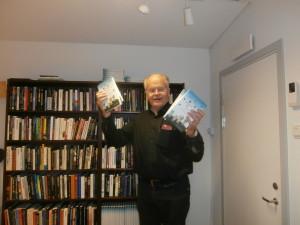 Göran med Lundmarkböckerna