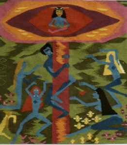 Visdomens träd Tree of wisdom 72x80cm 650g SEK 5 200